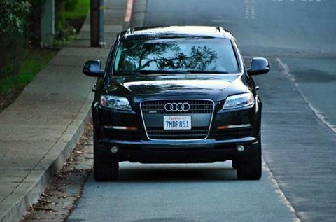 2007 Audi Q7 for sale at Brand Motors llc in Belmont CA