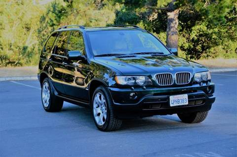 2001 BMW X5 for sale at Brand Motors llc - Belmont Lot in Belmont CA