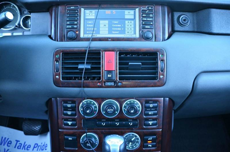 2004 Land Rover Range Rover HSE 4WD 4dr SUV - Belmont CA
