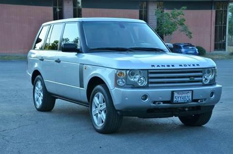 2004 Land Rover Range Rover for sale at Brand Motors llc - Belmont Lot in Belmont CA