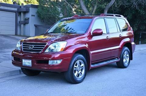 2008 Lexus GX 470 for sale at Brand Motors llc - Belmont Lot in Belmont CA