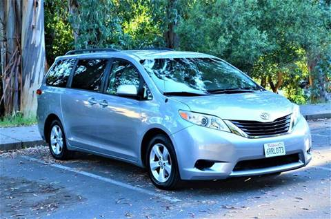 2011 Toyota Sienna for sale at Brand Motors llc - Belmont Lot in Belmont CA