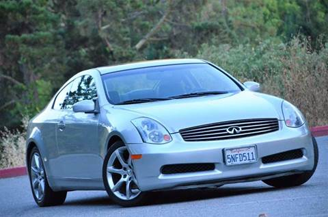 2004 Infiniti G35 for sale at Brand Motors llc - Belmont Lot in Belmont CA
