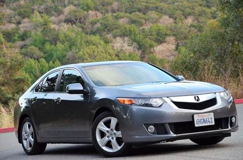 2009 Acura TSX for sale at Brand Motors llc - Belmont Lot in Belmont CA
