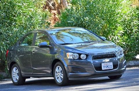 2016 Chevrolet Sonic for sale at Brand Motors llc - Belmont Lot in Belmont CA