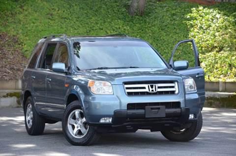 2008 Honda Pilot for sale at Brand Motors llc - Belmont Lot in Belmont CA
