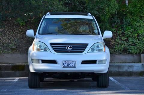 2004 Lexus GX 470 for sale at Brand Motors llc - Belmont Lot in Belmont CA