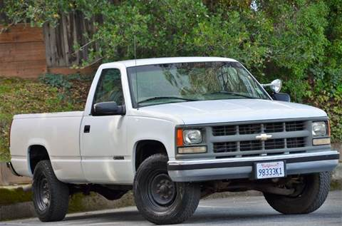 2000 Chevrolet C/K 2500 Series for sale at Brand Motors llc in Belmont CA