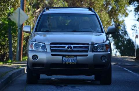 2007 Toyota Highlander Hybrid for sale at Brand Motors llc - Belmont Lot in Belmont CA