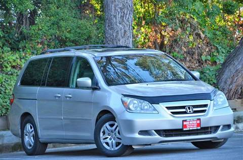 2007 Honda Odyssey for sale at Brand Motors llc in Belmont CA