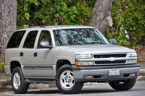 2004 Chevrolet Tahoe for sale at Brand Motors llc - Belmont Lot in Belmont CA
