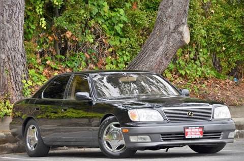 1998 Lexus LS 400 for sale at Brand Motors llc - Belmont Lot in Belmont CA