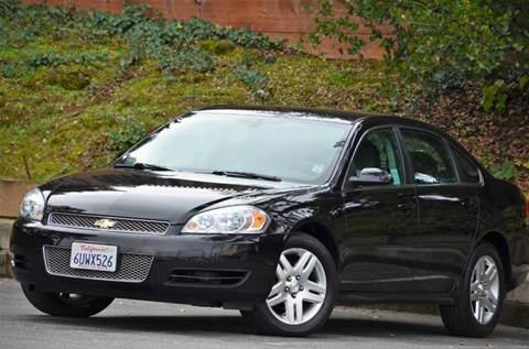 2012 Chevrolet Impala for sale at Brand Motors llc - Belmont Lot in Belmont CA