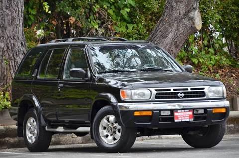 1999 Nissan Pathfinder for sale at Brand Motors llc - Belmont Lot in Belmont CA