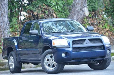 2006 Mitsubishi Raider for sale at Brand Motors llc - Belmont Lot in Belmont CA