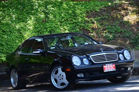 2002 Mercedes-Benz CLK for sale at Brand Motors llc - Belmont Lot in Belmont CA