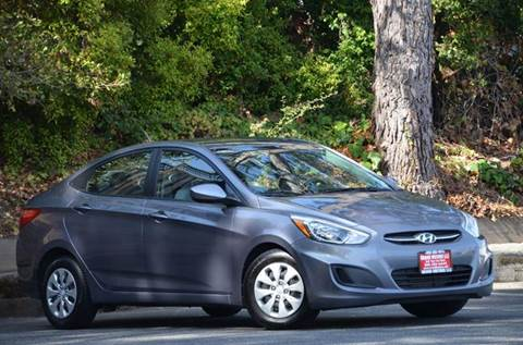 2016 Hyundai Accent for sale at Brand Motors llc - Belmont Lot in Belmont CA