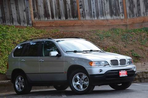 2003 BMW X5 for sale at Brand Motors llc - Belmont Lot in Belmont CA