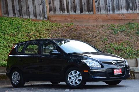 2010 Hyundai Elantra Touring for sale at Brand Motors llc - Belmont Lot in Belmont CA