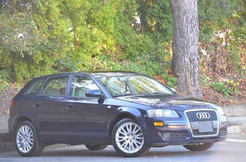 2006 Audi A3 for sale at Brand Motors llc - Belmont Lot in Belmont CA