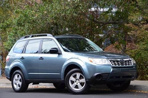 2011 Subaru Forester for sale at Brand Motors llc - Belmont Lot in Belmont CA