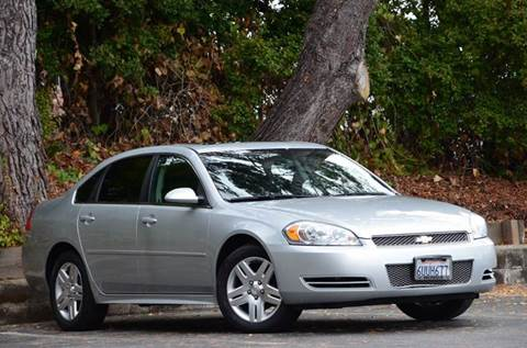 2012 Chevrolet Impala for sale at Brand Motors llc - Belmont Lot in Belmont CA