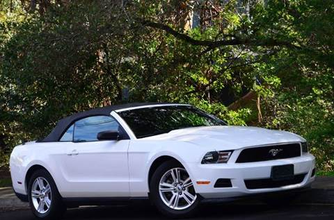 2012 Ford Mustang for sale at Brand Motors llc - Belmont Lot in Belmont CA
