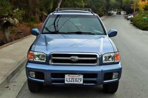 2001 Nissan Pathfinder for sale at Brand Motors llc in Belmont CA