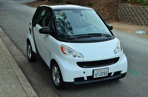 2008 Smart fortwo for sale at Brand Motors llc in Belmont CA