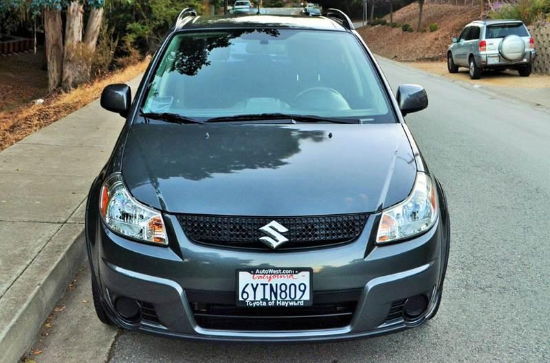 2010 Suzuki SX4 Crossover for sale at Brand Motors llc in Belmont CA