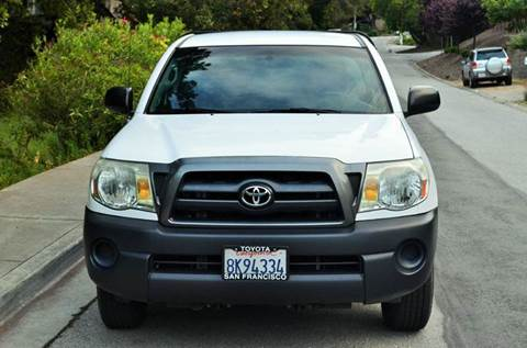 2008 Toyota Tacoma for sale at Brand Motors llc in Belmont CA