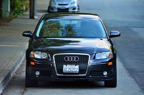 2008 Audi A3 for sale at Brand Motors llc in Belmont CA