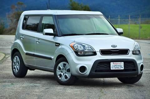 2012 Kia Soul for sale at Brand Motors llc in Belmont CA