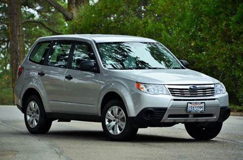 2009 Subaru Forester for sale at Brand Motors llc in Belmont CA