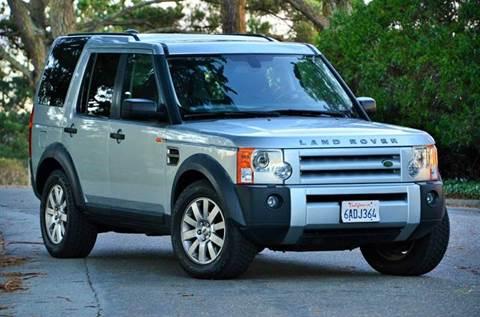 2006 Land Rover LR3 for sale at Brand Motors llc in Belmont CA