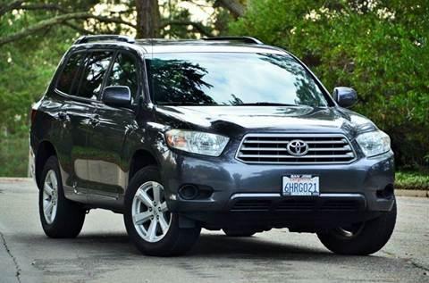 2009 Toyota Highlander for sale at Brand Motors llc in Belmont CA
