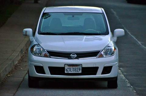 2011 Nissan Versa for sale at Brand Motors llc in Belmont CA