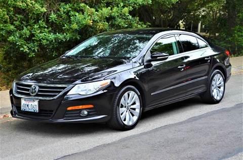 2010 Volkswagen CC for sale at Brand Motors llc - Belmont Lot in Belmont CA