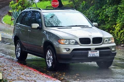 2004 BMW X5 for sale at Brand Motors llc - Belmont Lot in Belmont CA