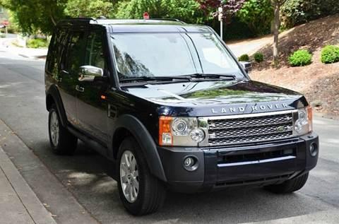 2006 Land Rover LR3 for sale at Brand Motors llc - Belmont Lot in Belmont CA
