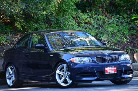 2008 BMW 1 Series for sale at Brand Motors llc - Belmont Lot in Belmont CA