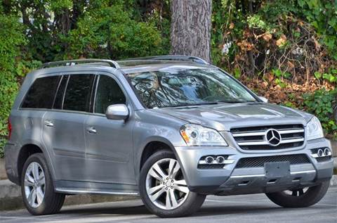 2010 Mercedes-Benz GL-Class for sale at Brand Motors llc - Belmont Lot in Belmont CA