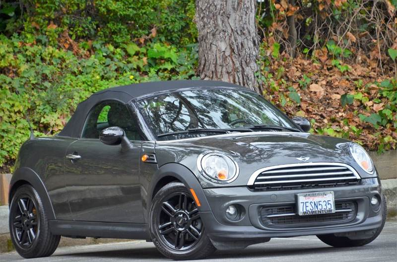 2013 Mini Roadster Cooper 2dr Convertible In Belmont Ca Brand