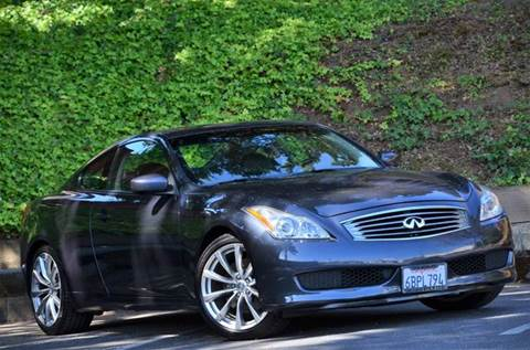 2008 Infiniti G37 for sale at Brand Motors llc - Belmont Lot in Belmont CA