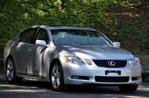 2007 Lexus GS 350 for sale at Brand Motors llc - Belmont Lot in Belmont CA