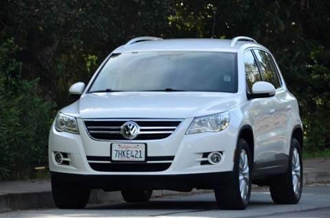 2011 Volkswagen Tiguan for sale at Brand Motors llc - Belmont Lot in Belmont CA