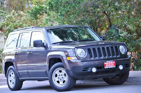2017 Jeep Patriot for sale at Brand Motors llc - Belmont Lot in Belmont CA