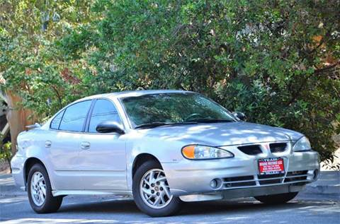 2003 Pontiac Grand Am for sale at Brand Motors llc - Belmont Lot in Belmont CA