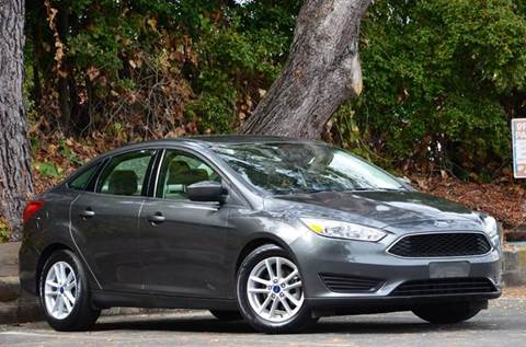 2018 Ford Focus for sale at Brand Motors llc - Belmont Lot in Belmont CA