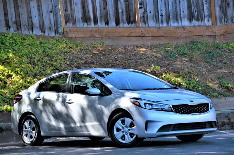 2018 Kia Forte for sale at Brand Motors llc - Belmont Lot in Belmont CA